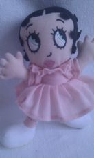 Adorable My 1st Baby 'Betty Boop' Plush Toy